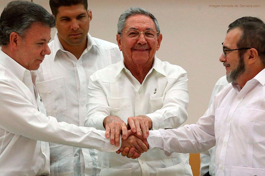 Así va el proceso de paz con las Farc