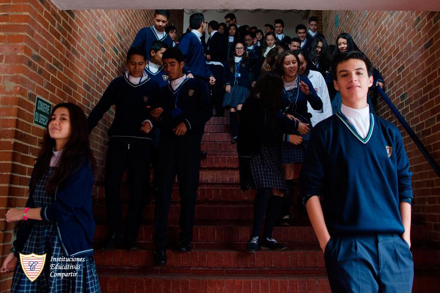 Colegio Compartir Suba abrió cupos adicionales para matrícula privada en el 2017