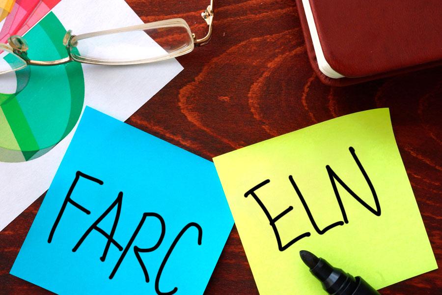 Diferencias entre negociar con las Farc que hacerlo con el ELN