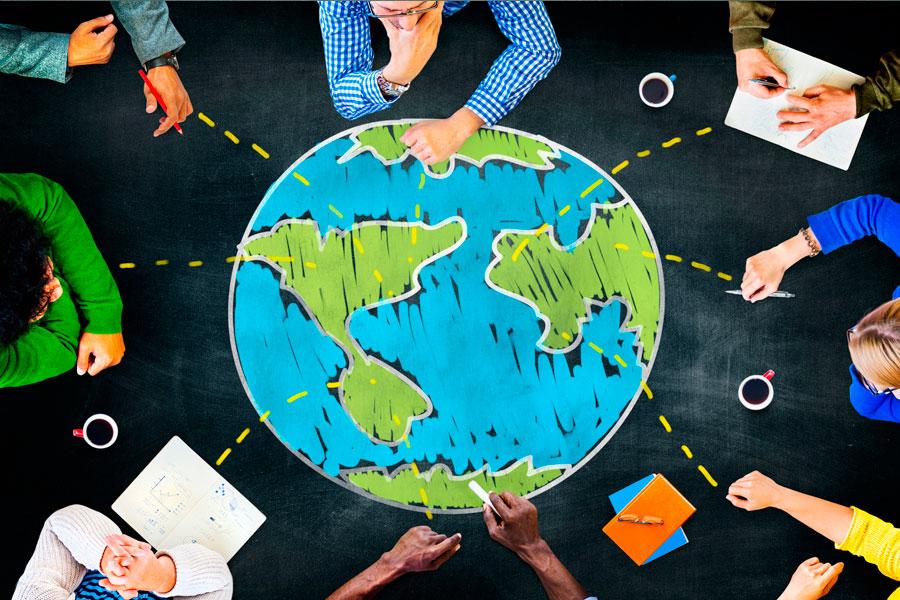 Las Fundaciones trabajan en el noveno Objetivo de Desarrollo ...