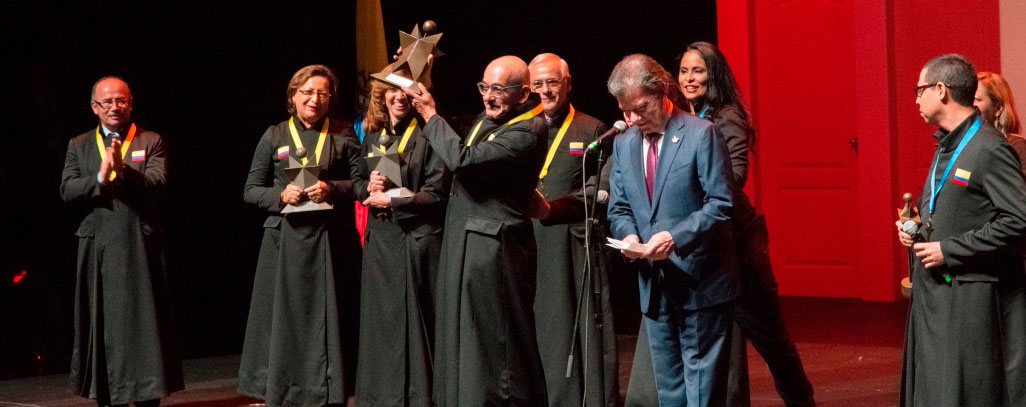 Premio Compartir Rector
