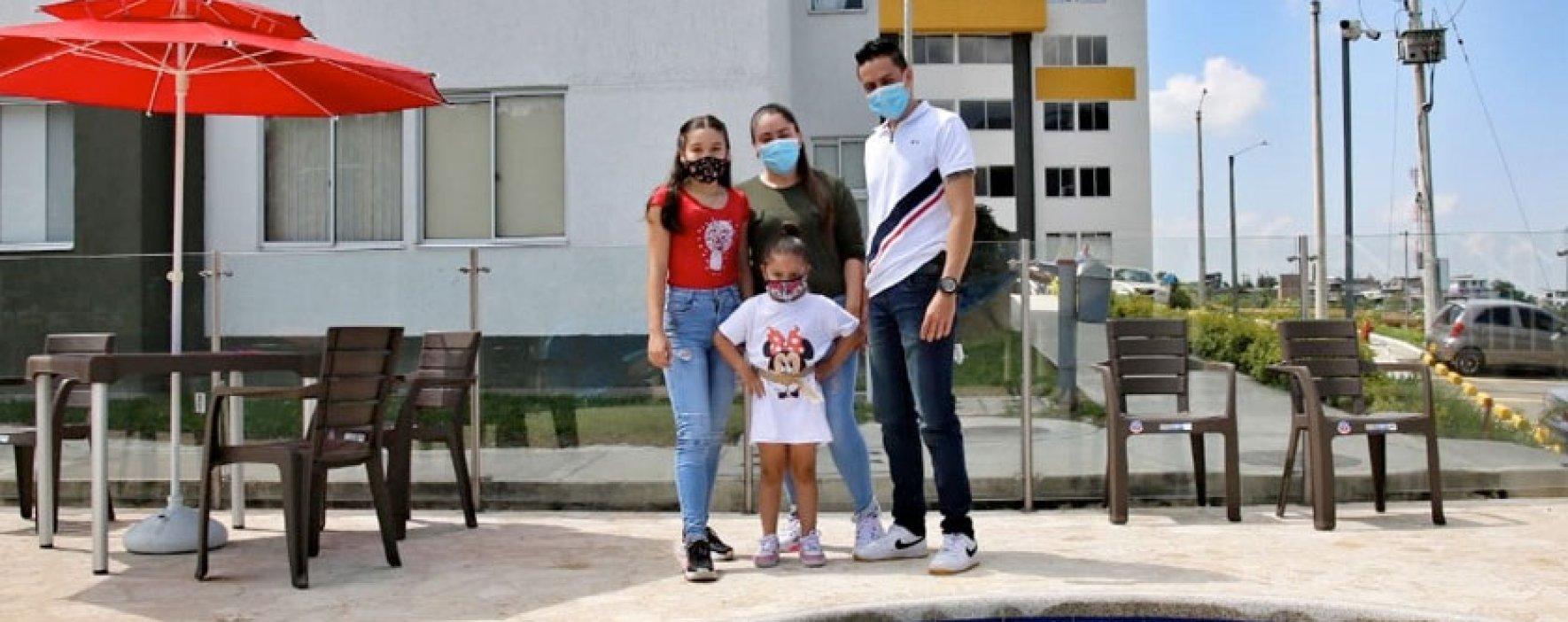 50 mil familias han estrenado vivienda propia en medio de la pandemia