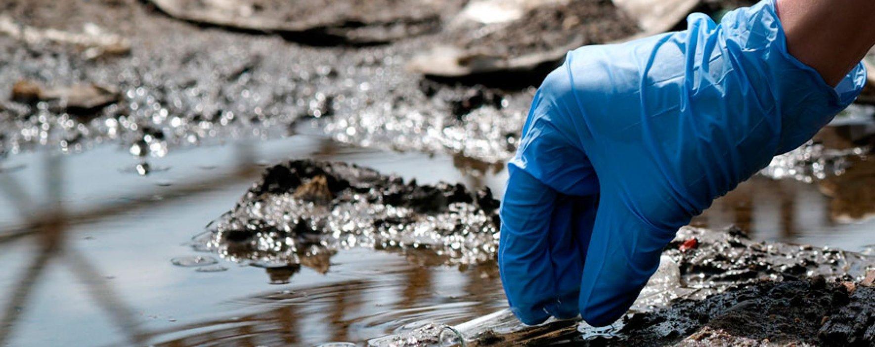 Amenaza por contaminación del agua