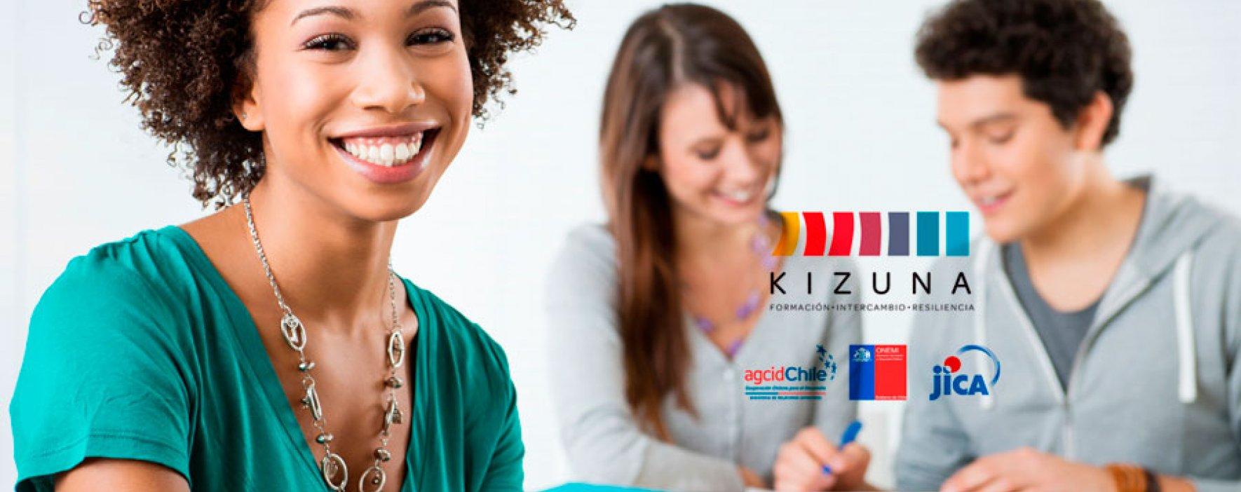 Aplique a la beca 838 del proyecto kizuna