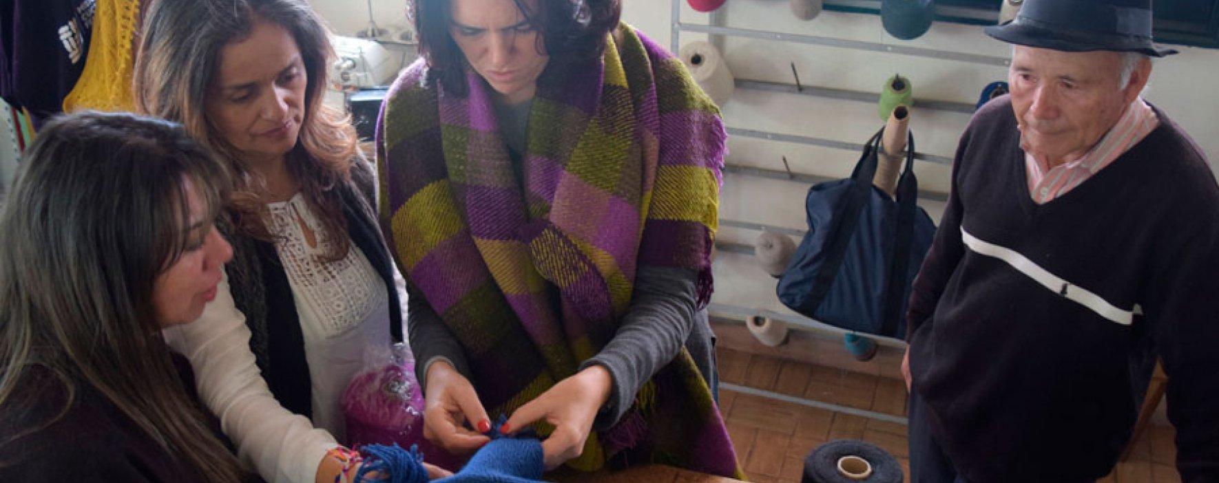 Artesanía y moda en cocreación