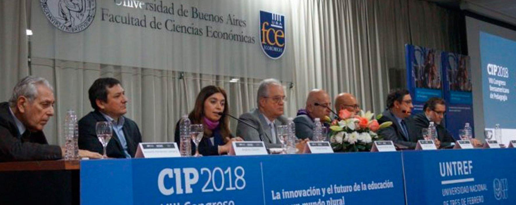 Así se vivió el VIII Congreso Iberoamericano de Pedagogía