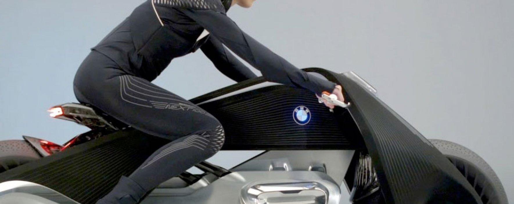 Así será la motocicleta del futuro