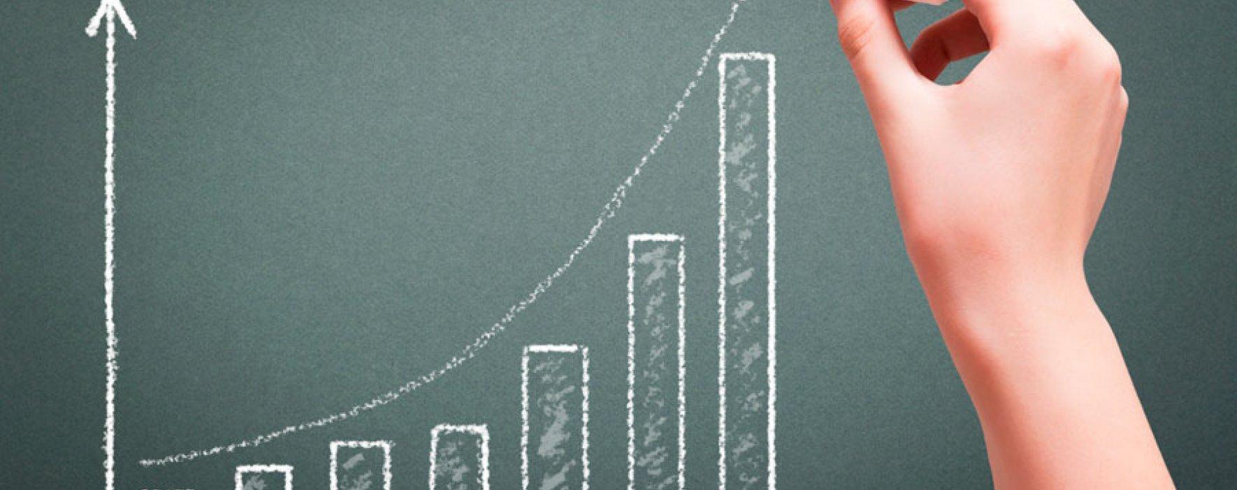 Aumento anual de las matrículas en las universidades
