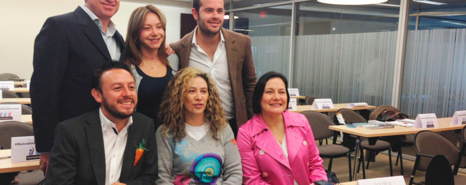 #BancadaXlaEducación en Bogotá