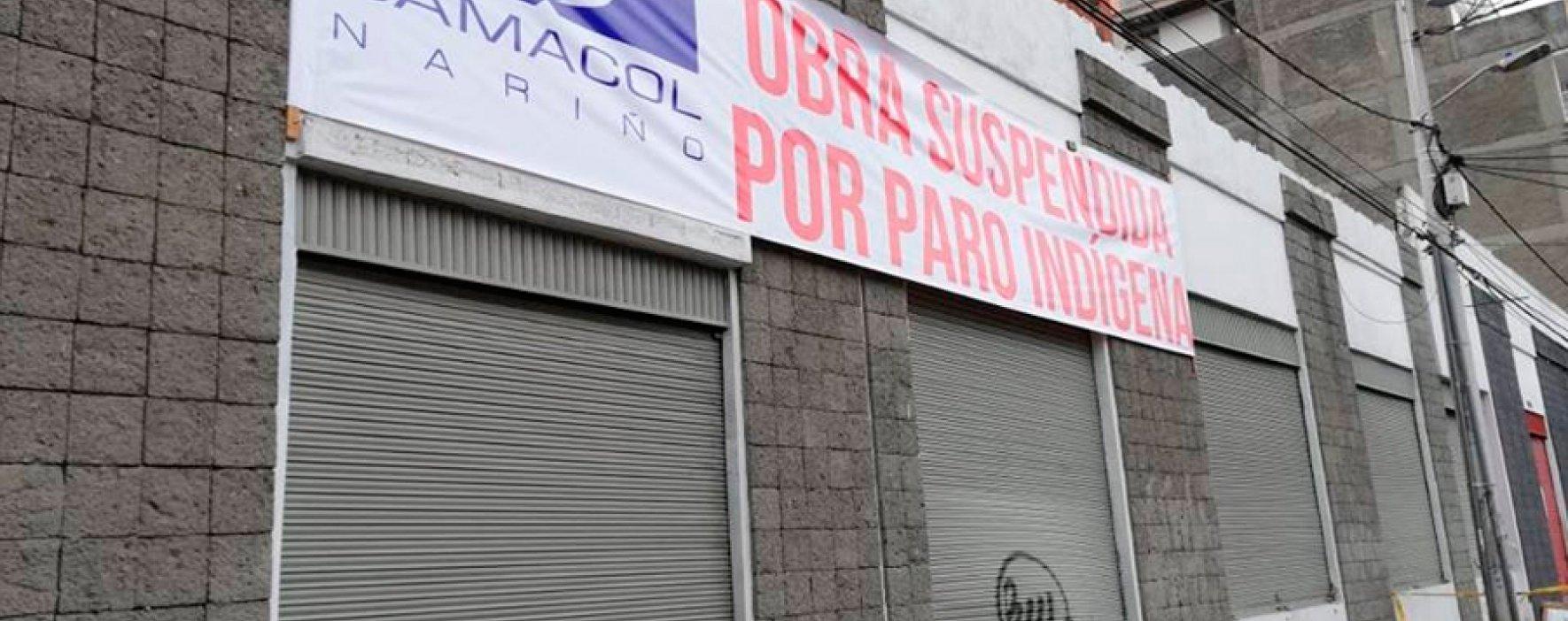 """""""Bloqueo de la vía Panamericana afecta la construcción de edificaciones"""": Camacol"""