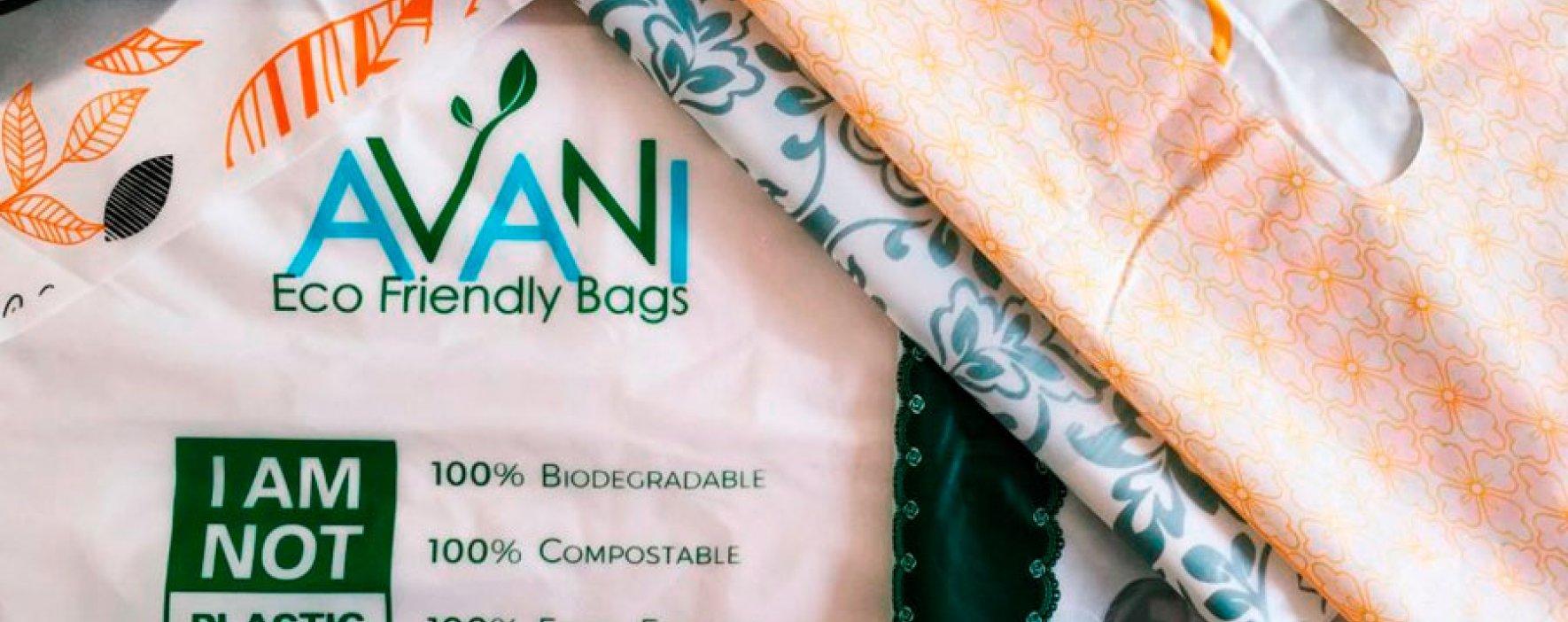 Bolsas biodegradables que contribuyen con el medio ambiente
