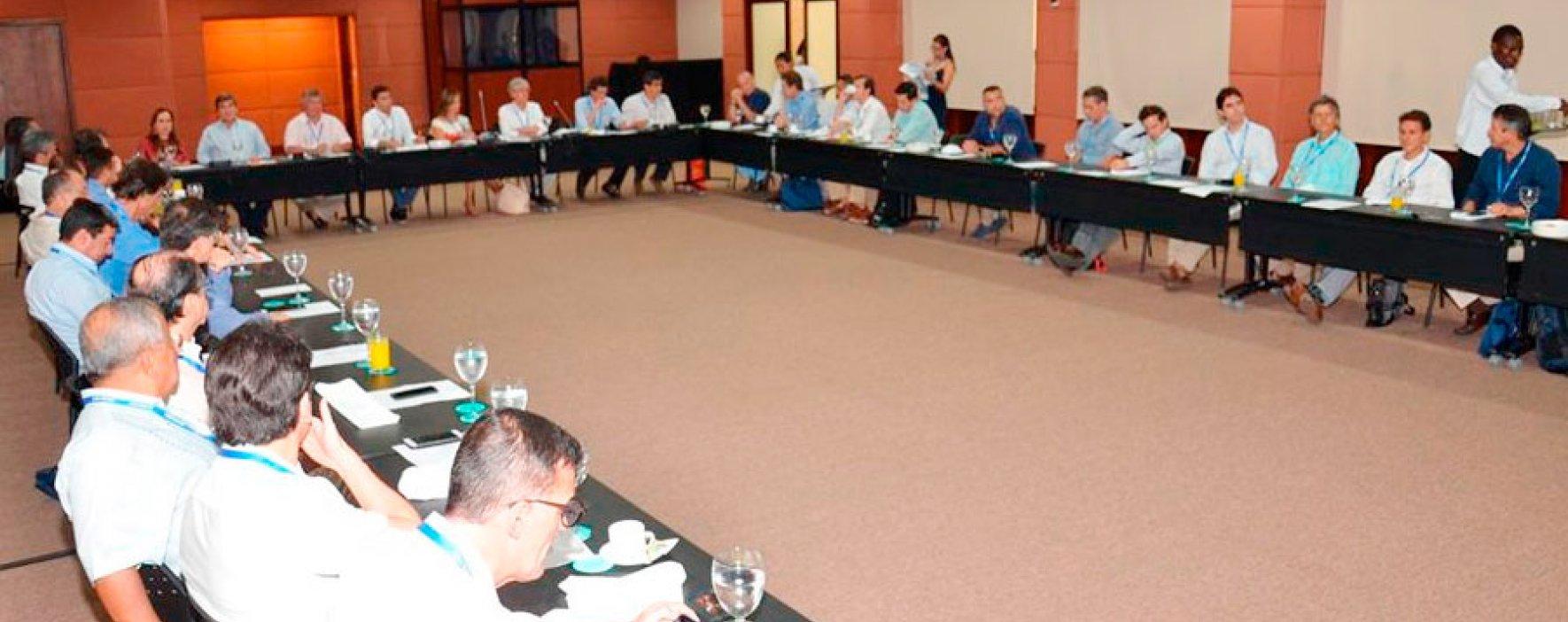 Camacol designó nueva Mesa Directiva y delegados para la Junta Directiva Nacional