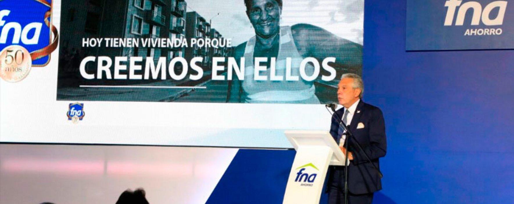 Cerca de 50 mil subsidios de vivienda para Colombia en 8 años de gestión