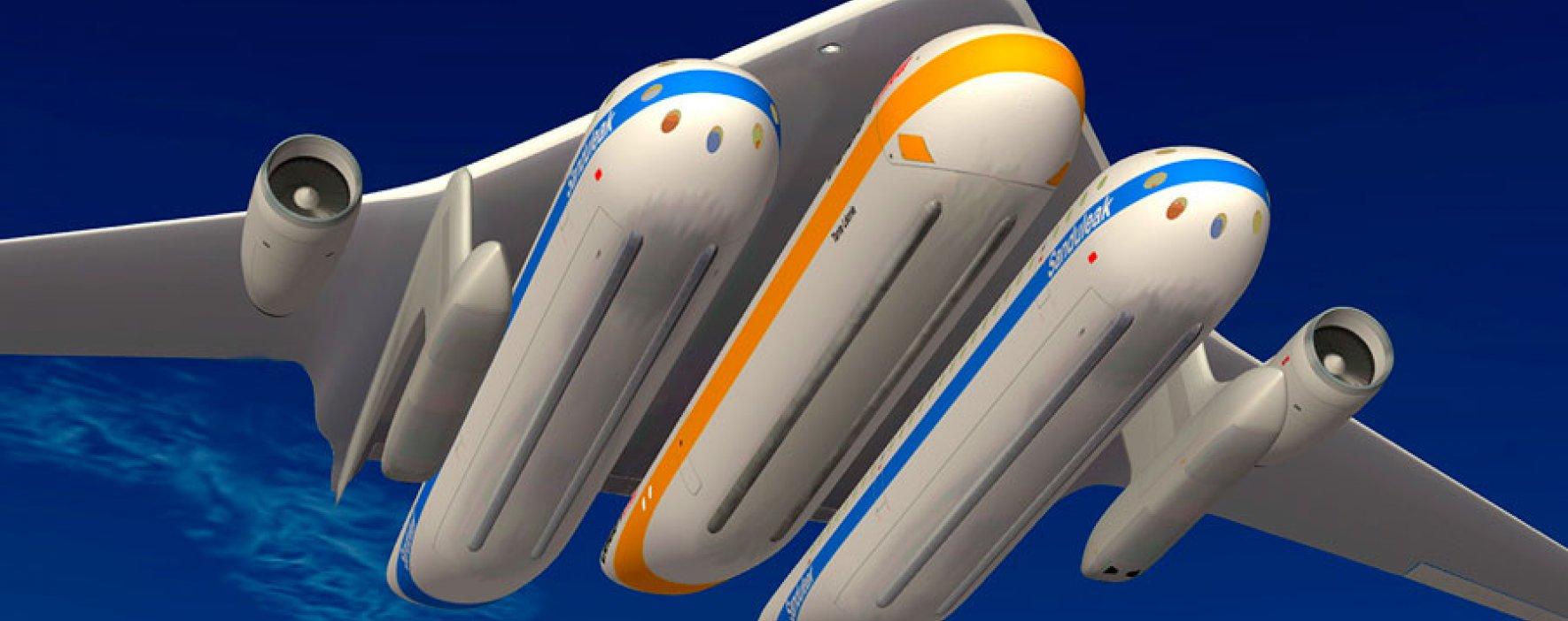 Clip-Air: el transporte del futuro