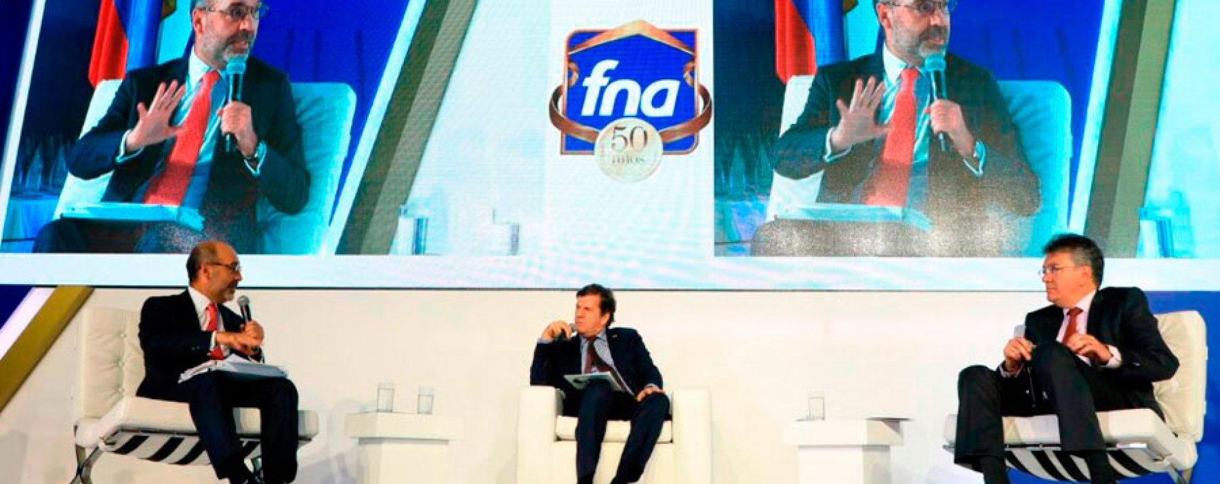 Colombia es hoy un referente en programas de vivienda para Latinoamérica