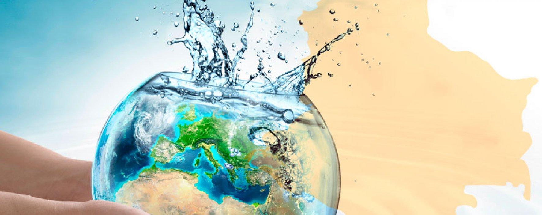 Colombia, uno de los países más ricos en agua