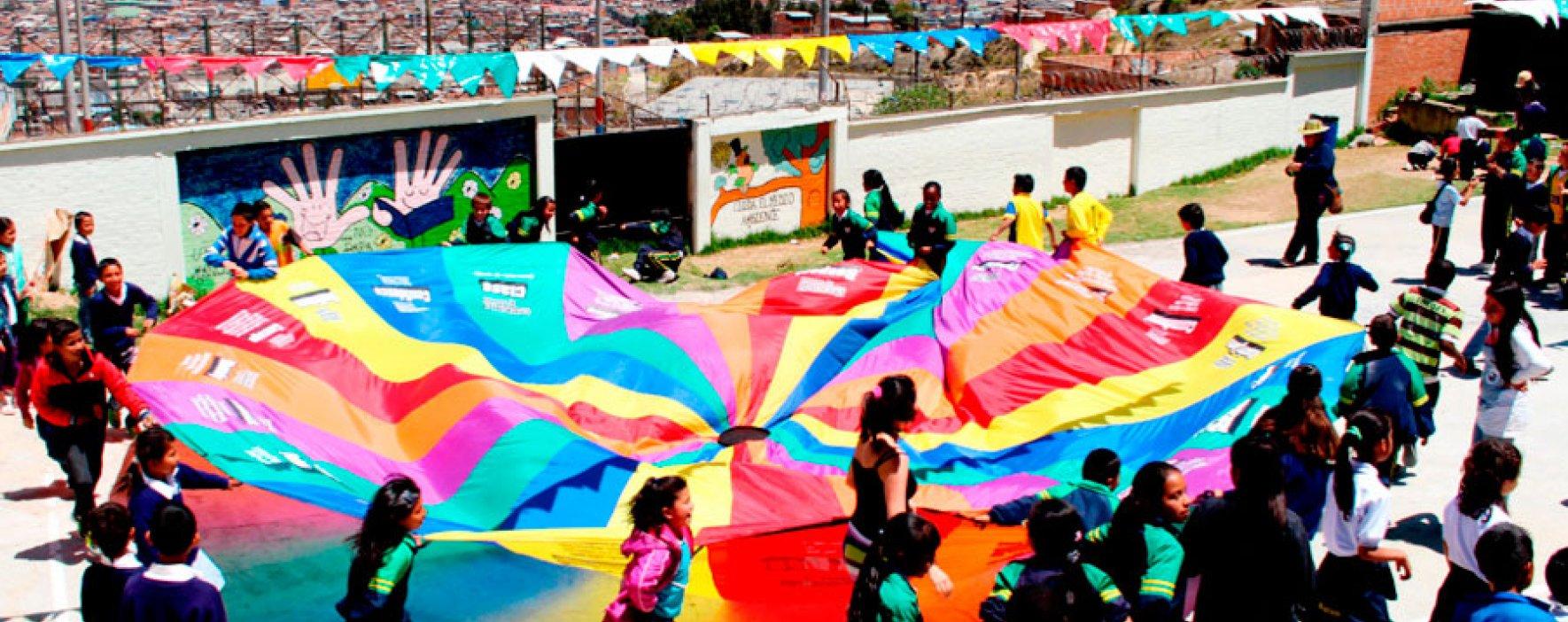 Compartir Jugando: tiempo libre de calidad para la paz y la calidad de vida