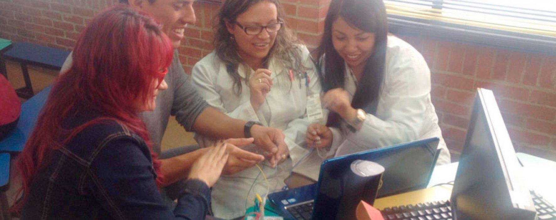 Docentes de la I.E. Compartir Suba mejoran sus prácticas pedagógicas