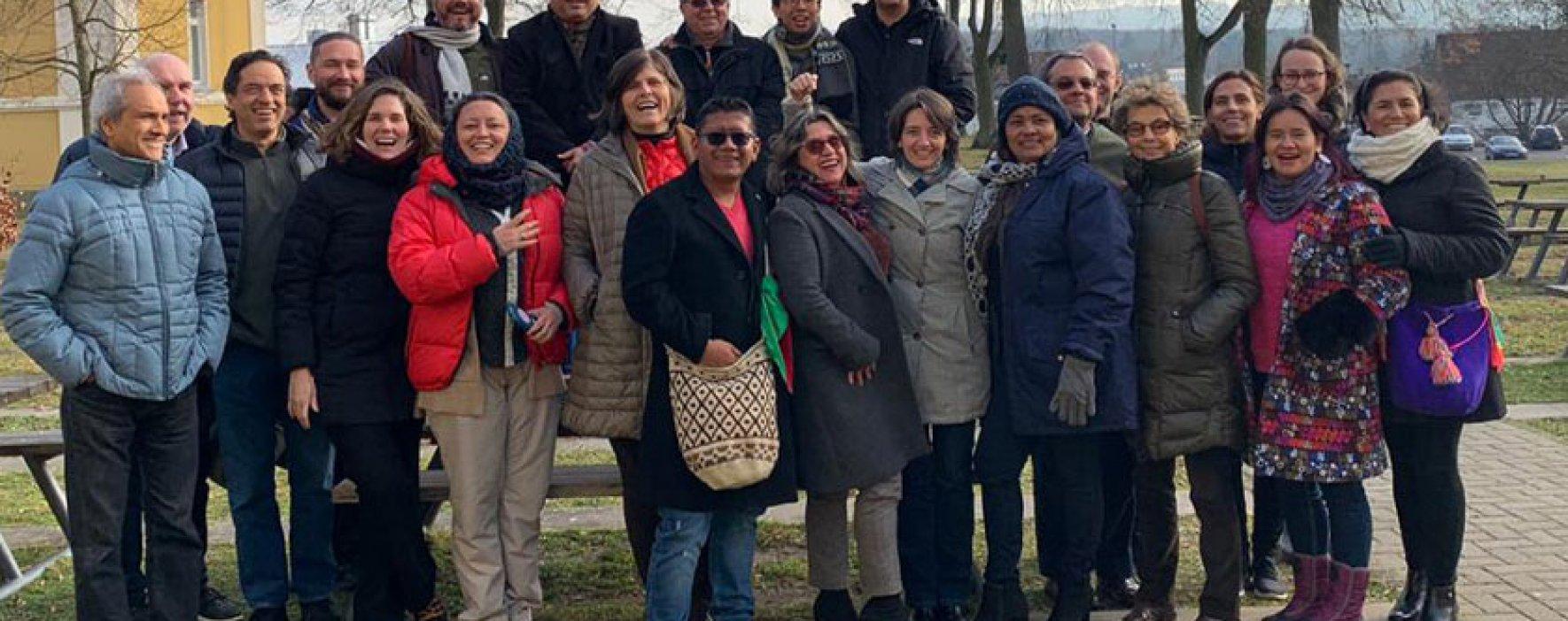 Educación política ciudadana, un viaje académico en Alemania