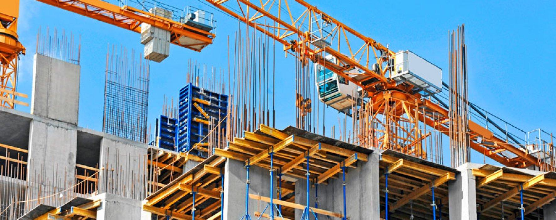 El área total aprobada para la construcción fue menor que la del año pasado