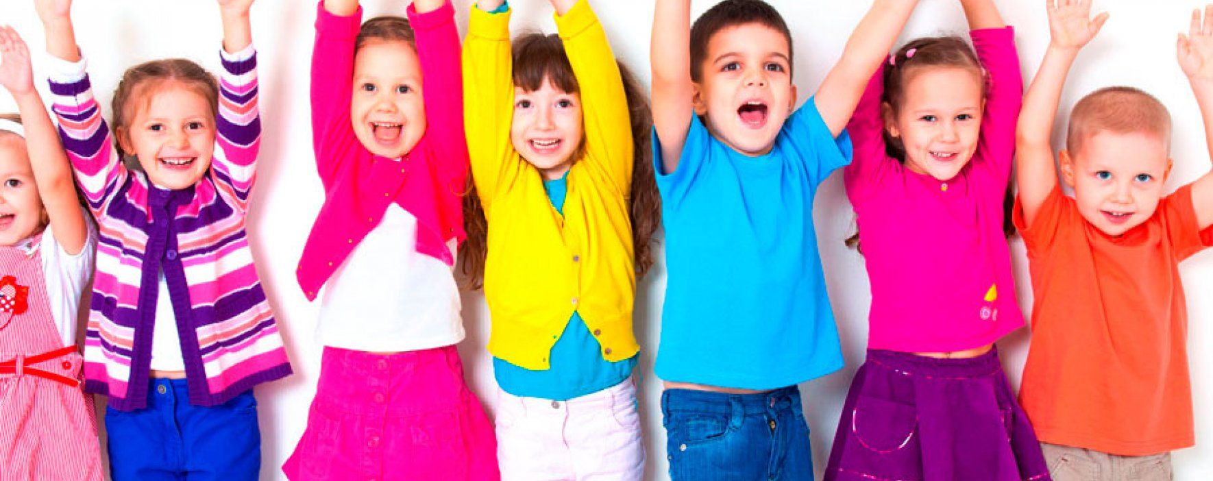 El país está listo para celebrar el mes de la niñez