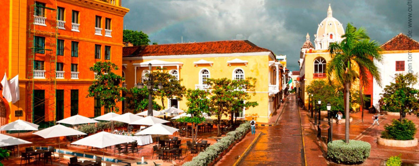 El turno es para los voluntarios en Cartagena