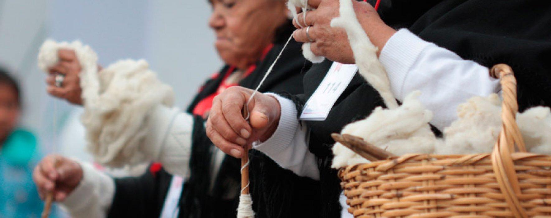 En Agroexpo 2017 se destaca hilandera de Cucunubá
