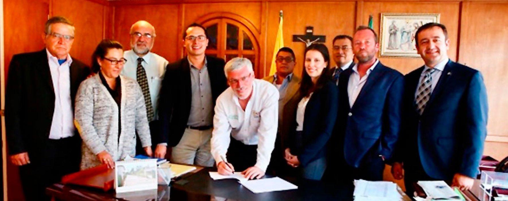 En Boyacá se dio inicia al proyecto 'Voto Estudiantil Colombia'