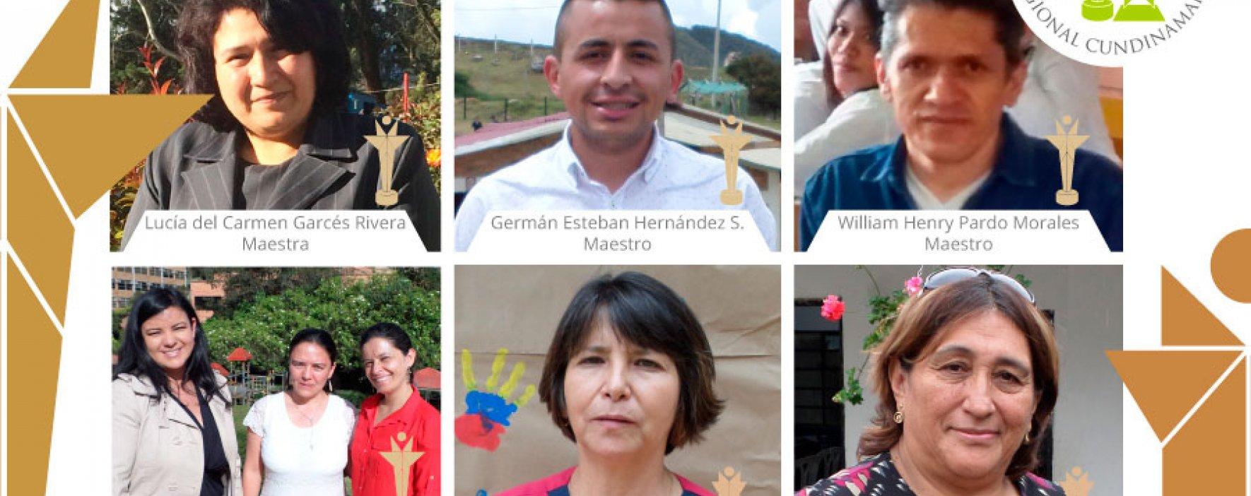 En Cundinamarca, hoy el Premio Compartir