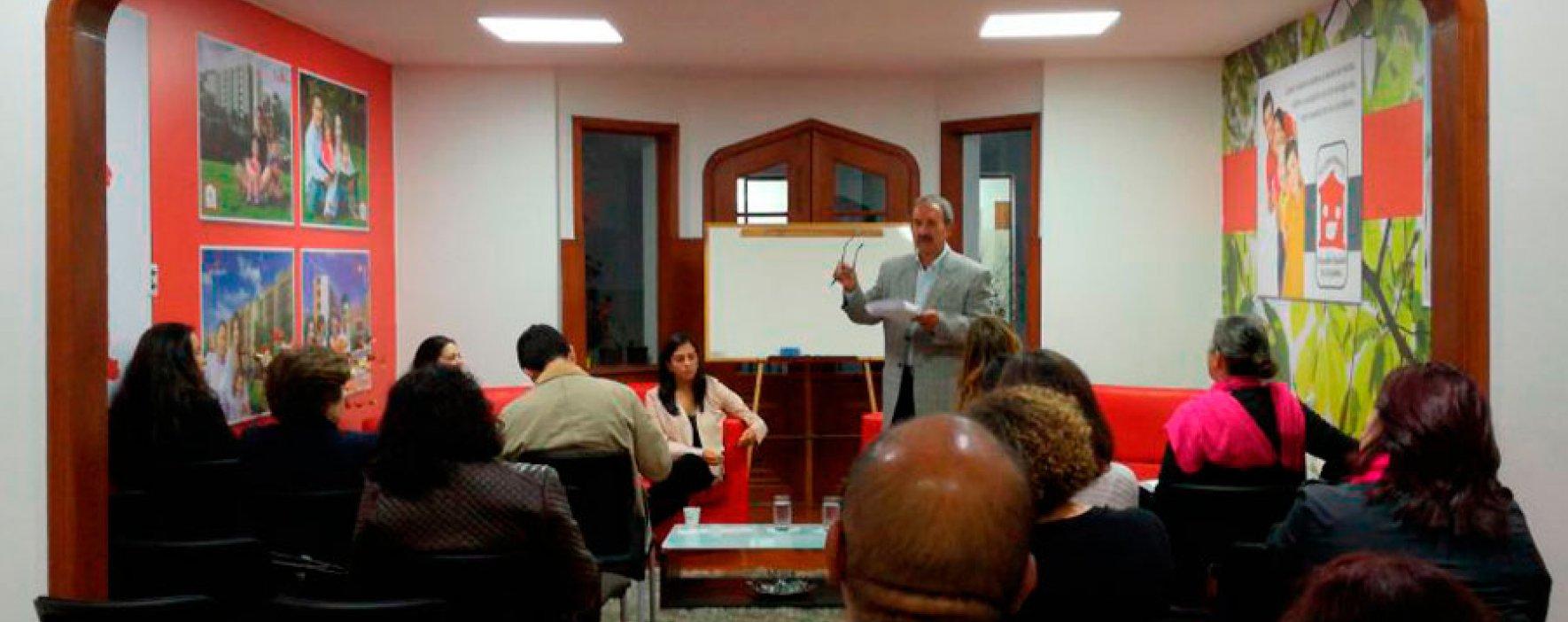 En la Fundación Compartir se presentó el libro sobre Calidad Docente de la Unal