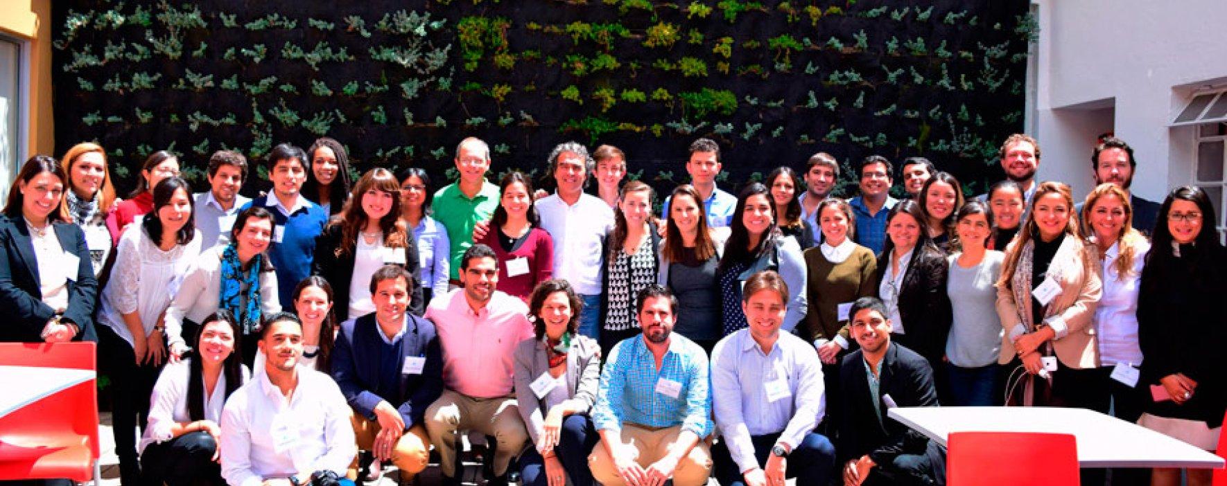 Encuentro 'Leading Education' en Fundación Compartir