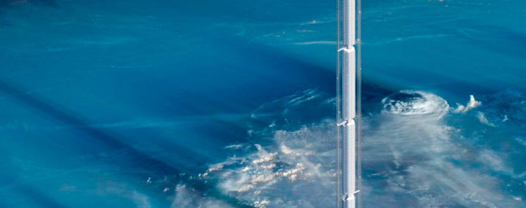 ¿Es posible construir en el espacio exterior?