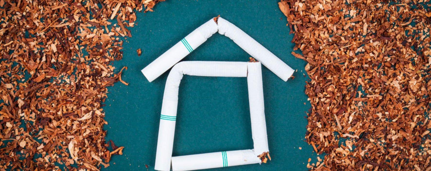 ¿Es posible fabricar ladrillos con colillas de cigarillo?