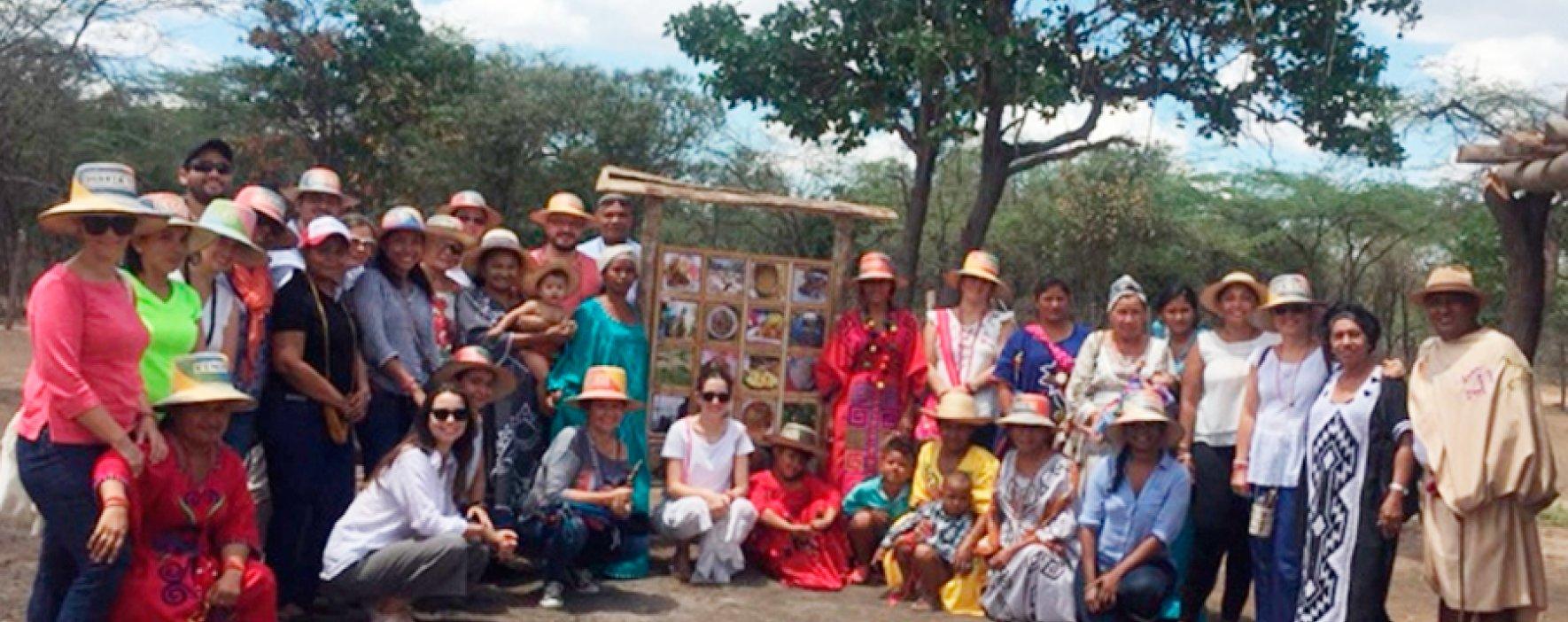 Experiencia transformadora del Nodo de Colombia