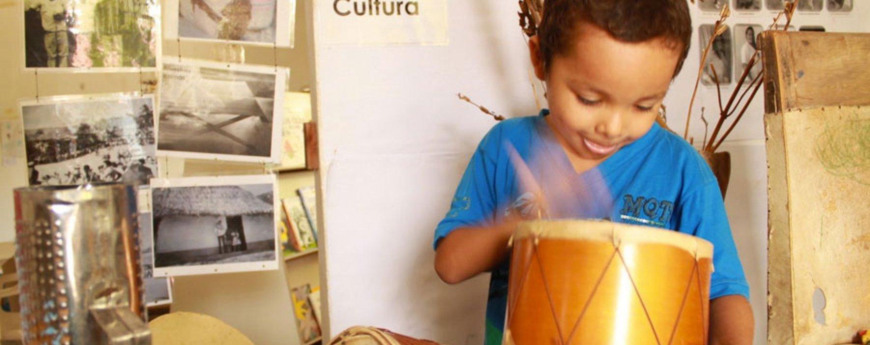 Fundación aeioTÚ en alianza por la educación de la niñez en Colombia