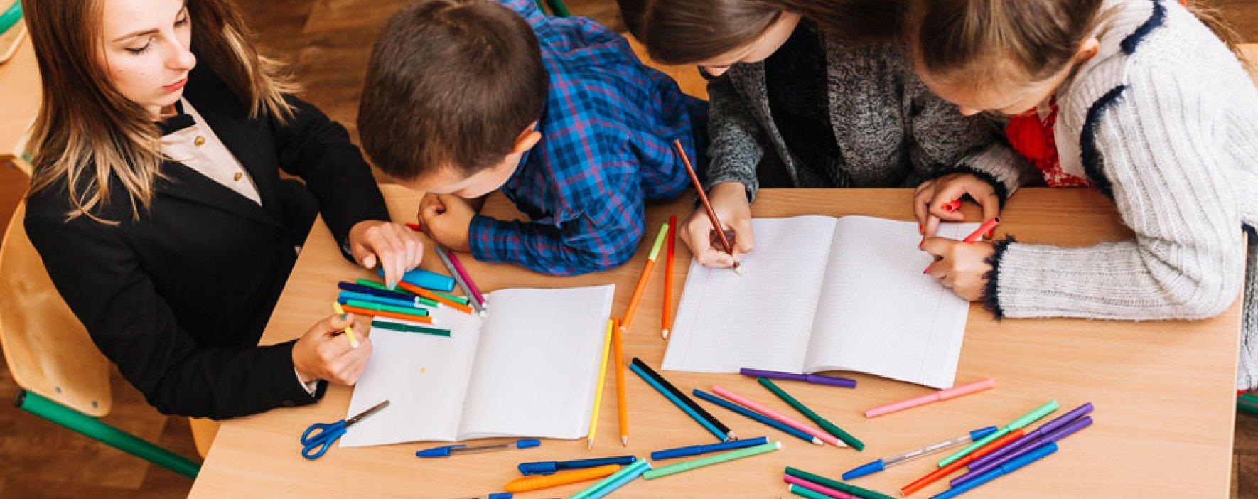 Fundación aeioTÚ ofrece desarrollo profesional para educadores de primera infancia