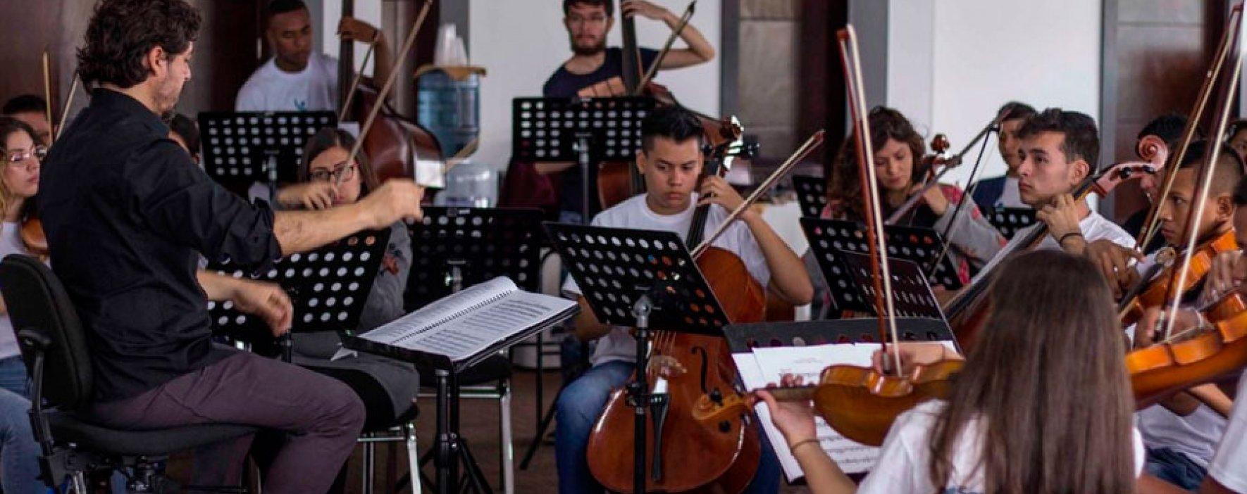 Fundación Batuta abre oportunidades para futuros músicos