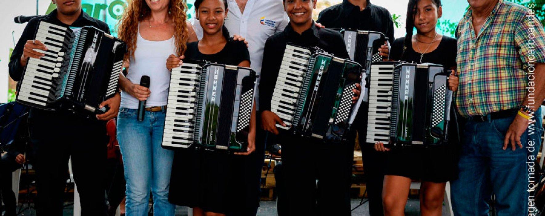 Fundación Carboandes: 10 años trabajando por la paz