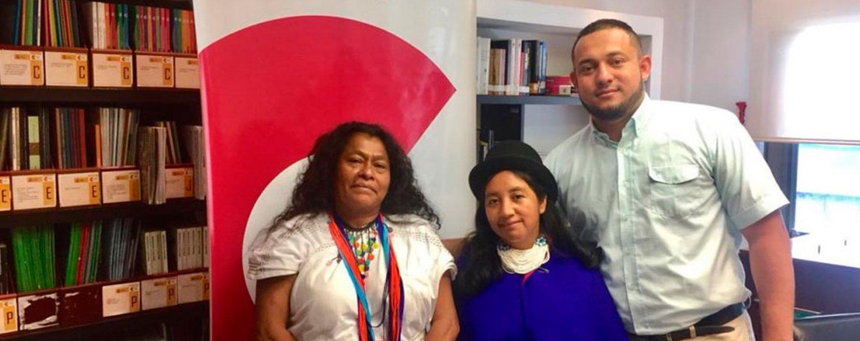 Fundación Carolina realizó 'visita de maestros sobresalientes colombianos'