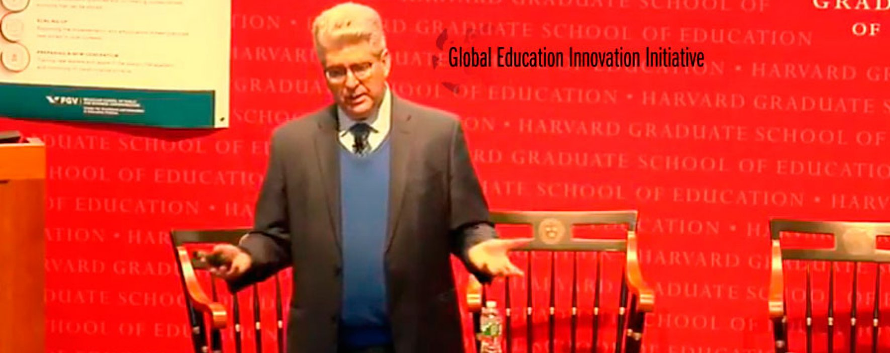Fundación Compartir hace parte de Global Education Innovation Initiative