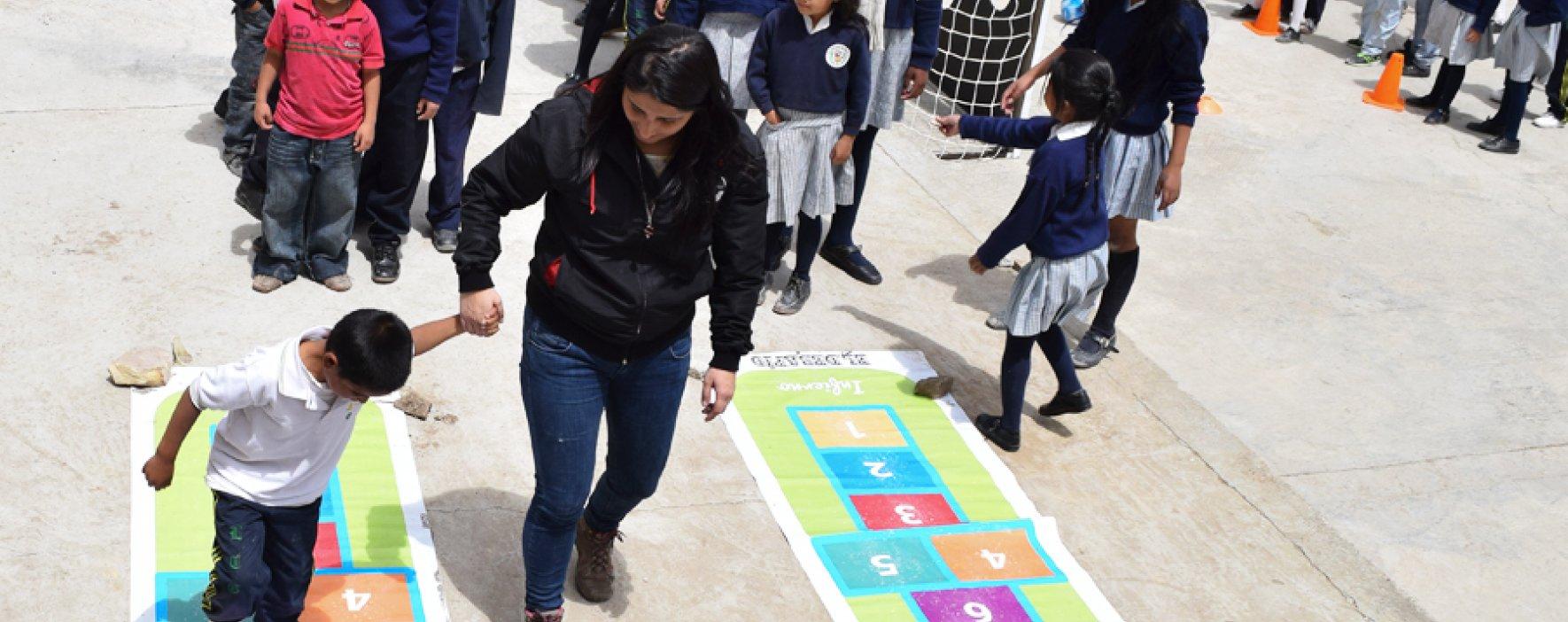 Fundación Compartir se sigue moviendo en Cazucá