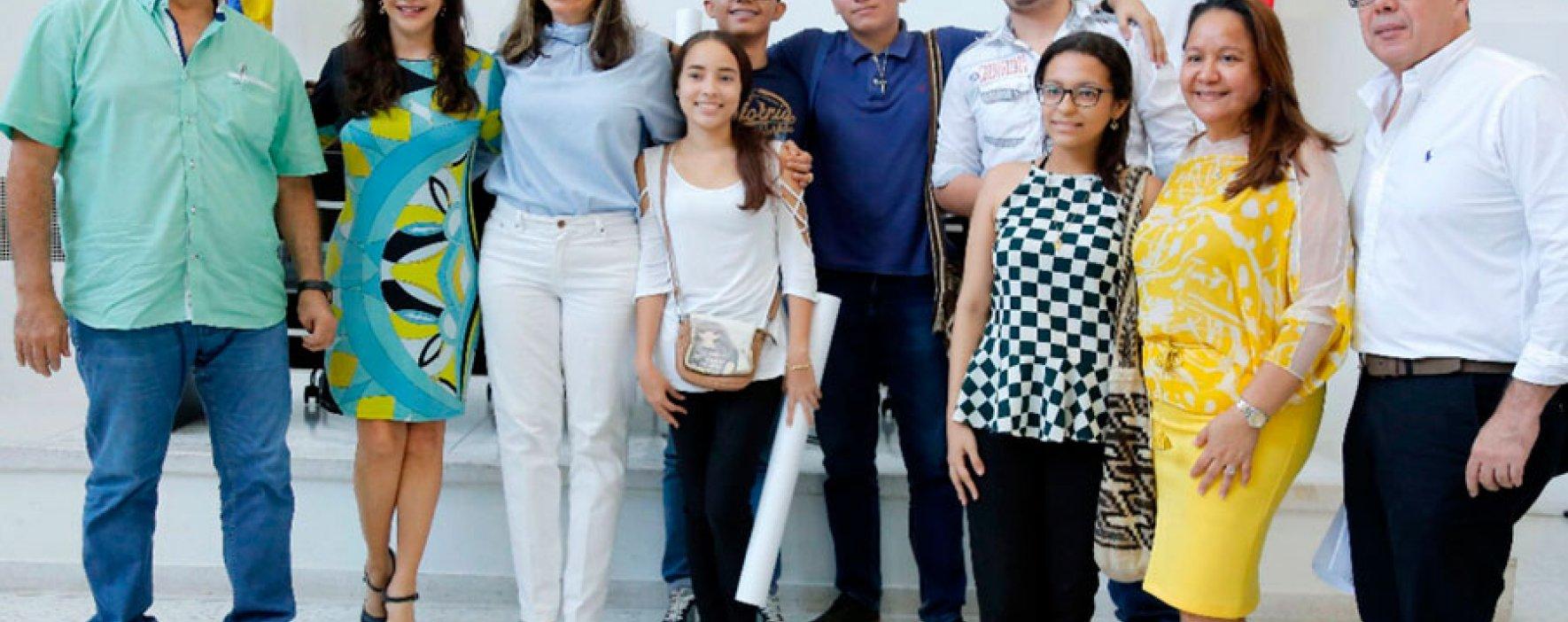 Gobernación del Atlántico ofrece 140 becas para educación superior