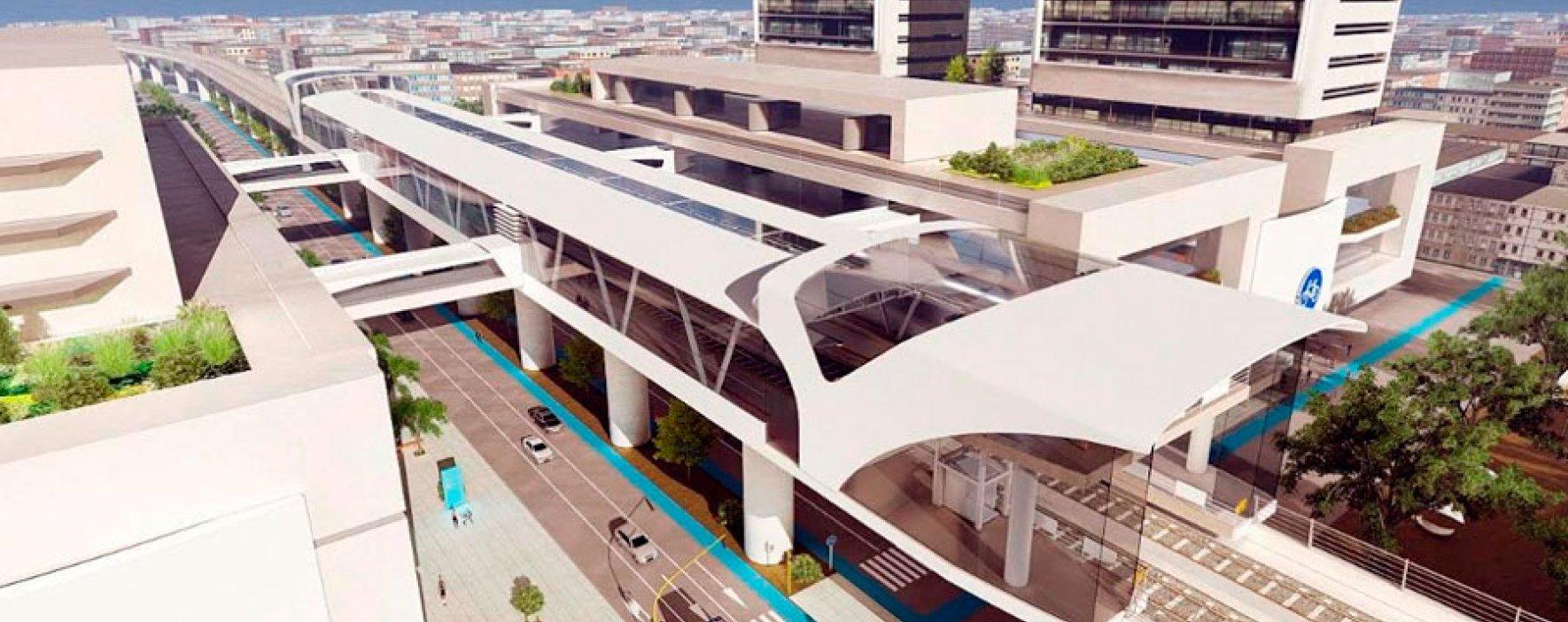 Gobierno y Distrito firmarán la próxima semana el convenio para la construcción del Metro