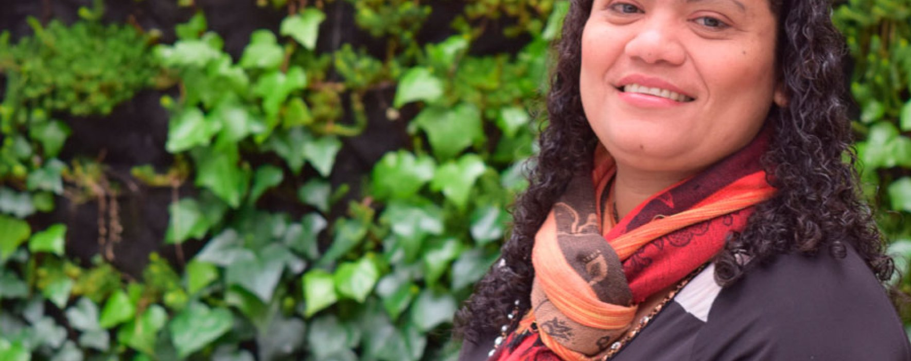 Grace Acosta: una guajira en Bogotá