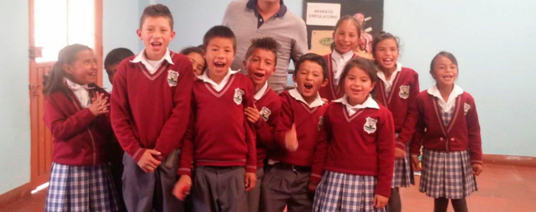Hato Rosas: educando para construir una sociedad diferente