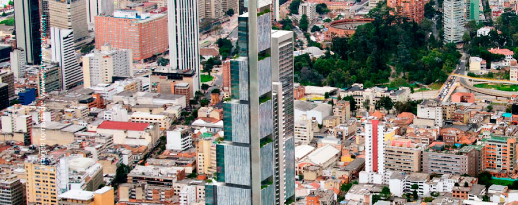 Importante valorización del centro de Bogotá