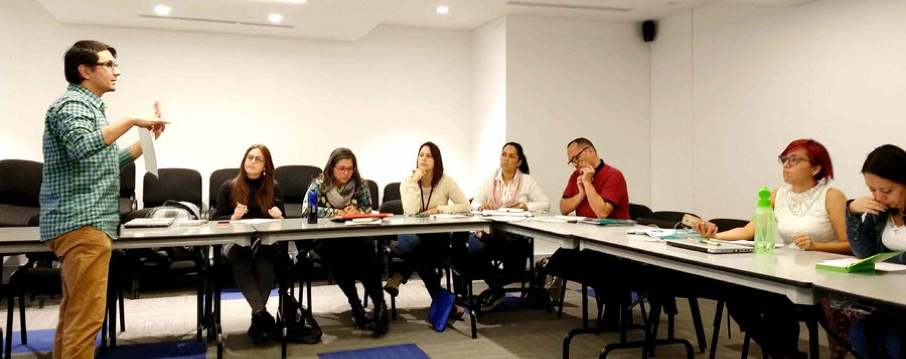 Inducción proyecto 'Proteger las trayectorias educativas'