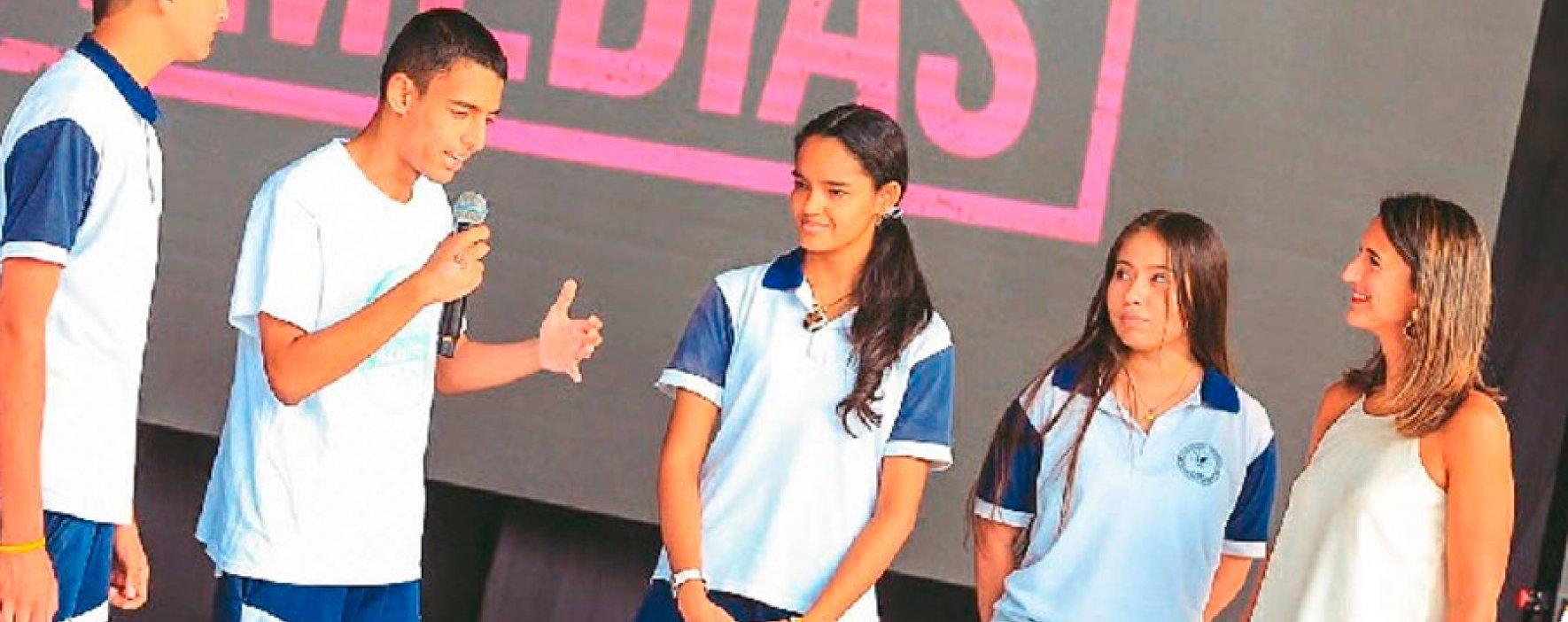 Inspirar, una de las claves para fortalecer el liderazgo escolar: Yaneth Giha