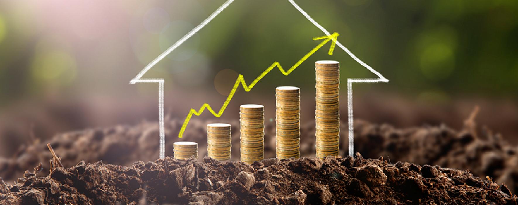 Inversión en vivienda nueva en Antioquia fue de 5 billones de pesos en el año 2015