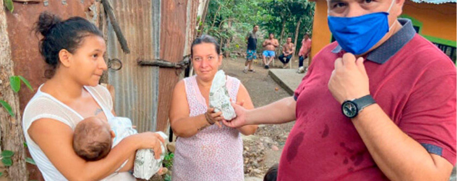 La Fundación Compartir se une a 'Colombia Cuida a Colombia'